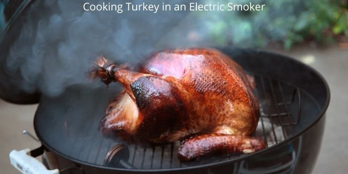 Cooking Turkey in an Electric Smoker