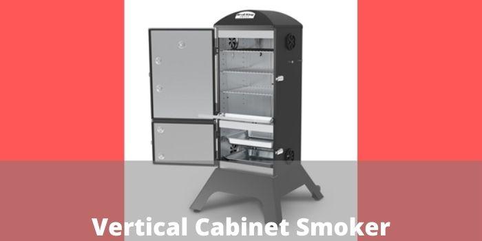 Vertical Cabinet Smoker