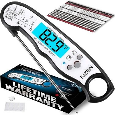 Best Instant Meat Thermometer for Grilling