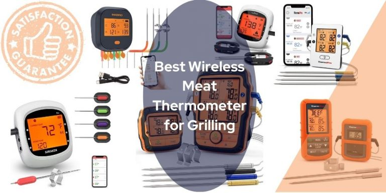 Best Wireless Meat Thermometer for Grilling