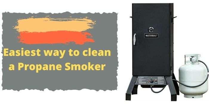 How to Clean a Propane Smoker