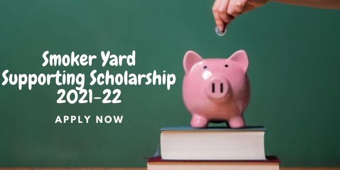 Smoker Yard Supporting Scholarship