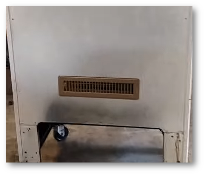 How to make a pellet smoker out of a Refrigerator